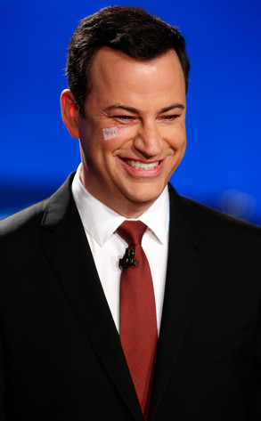 Jimmy Kimmel, Black Eye