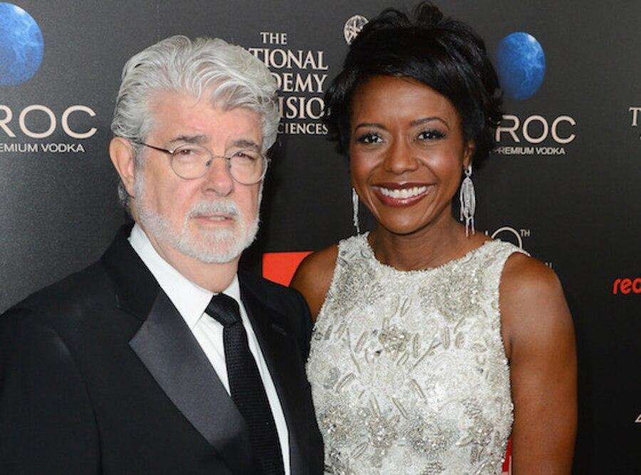 George Lucas, Mellody Hobson