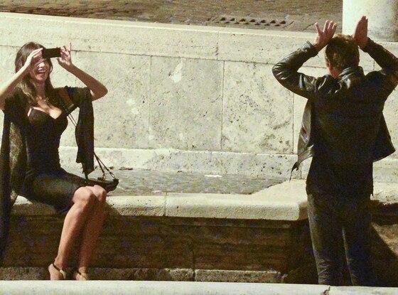 Gerard Butler,  Madalina Ghenea