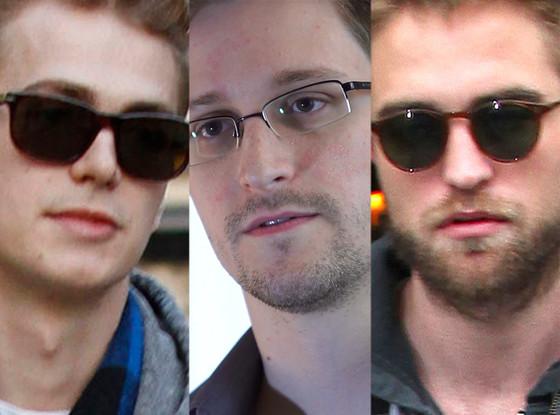 Hayden Christensen, Edward Snowden, Robert Pattinson