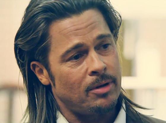Brad Pitt, The Counselor