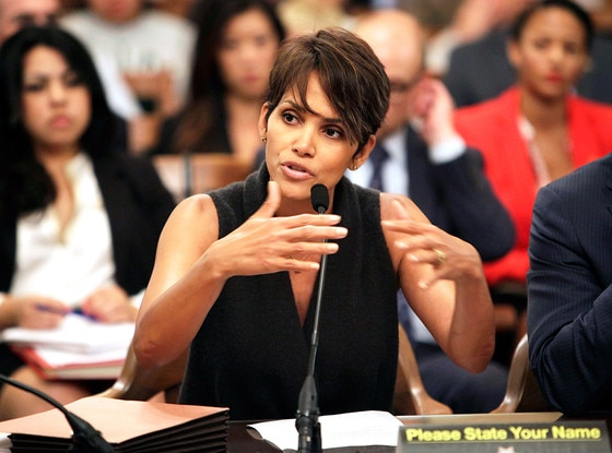 Halle Berry, Court