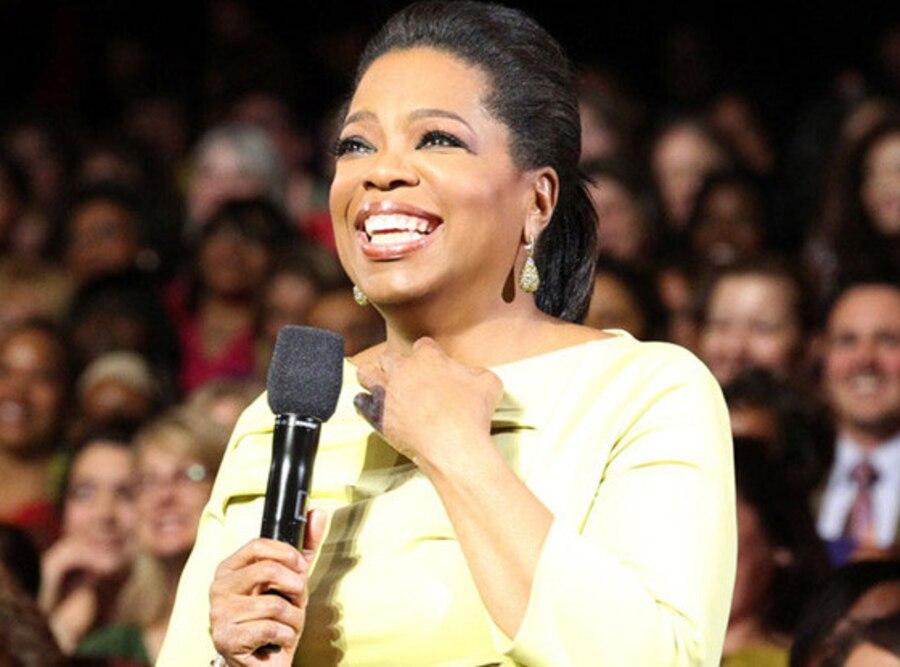 Oprah Winfrey, Oprah's Lifeclass: The Tour