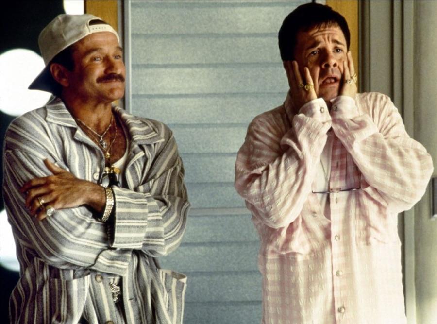 The Birdcage, Robin Williams, Nathan Lane