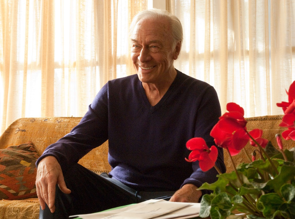 Beginners, Christopher Plummer