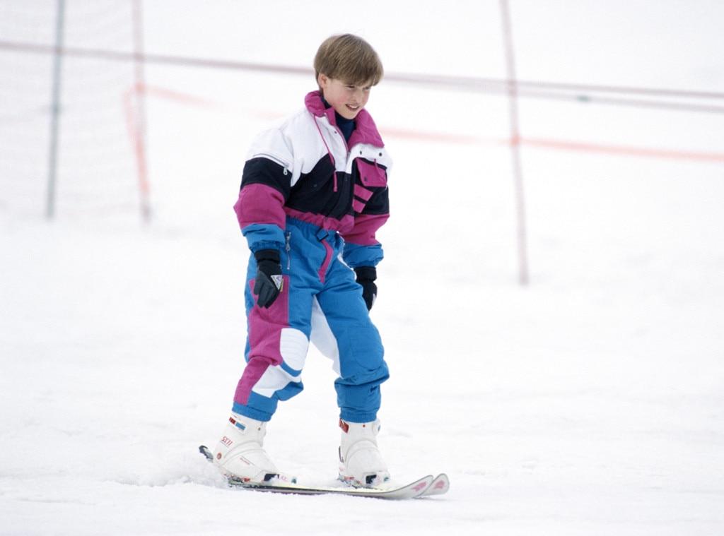 Prince William, Skiing