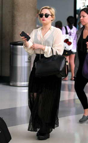 Demi Lovato, Sunglasses Trend