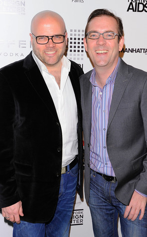 Ted Allen, Barry Rice