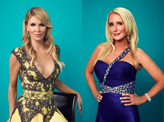 Brandi Glanville, Kim Richards