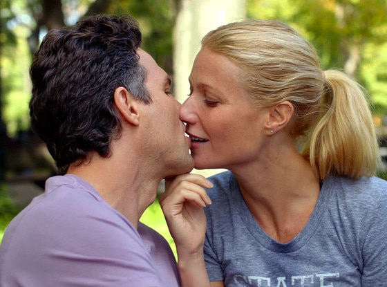 Gwyneth Paltrow, Mark Ruffalo, Thanks for Sharing