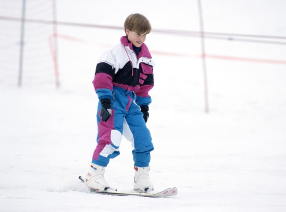 Prince William, Skiing