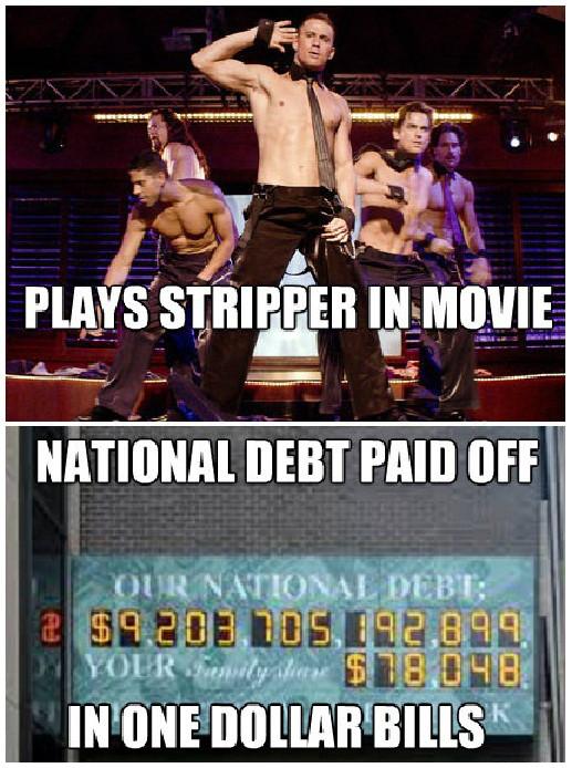 Tatum Stripper