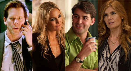 Golden Remotes, Best Guest Star, New Series