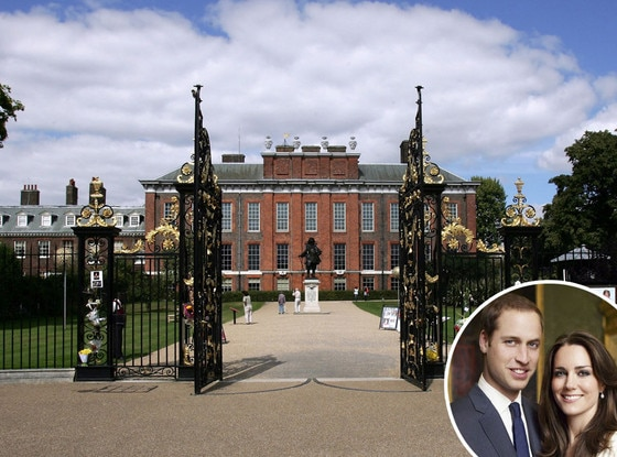Kensington Palace, Prince William, Kate Middleton
