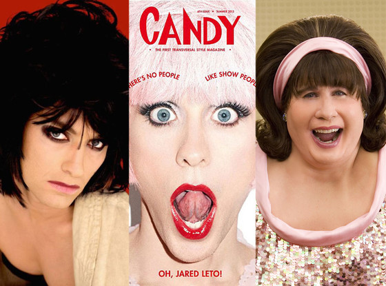 Jude Law, Rage, Jared Leto, John Travolta, Hairspray