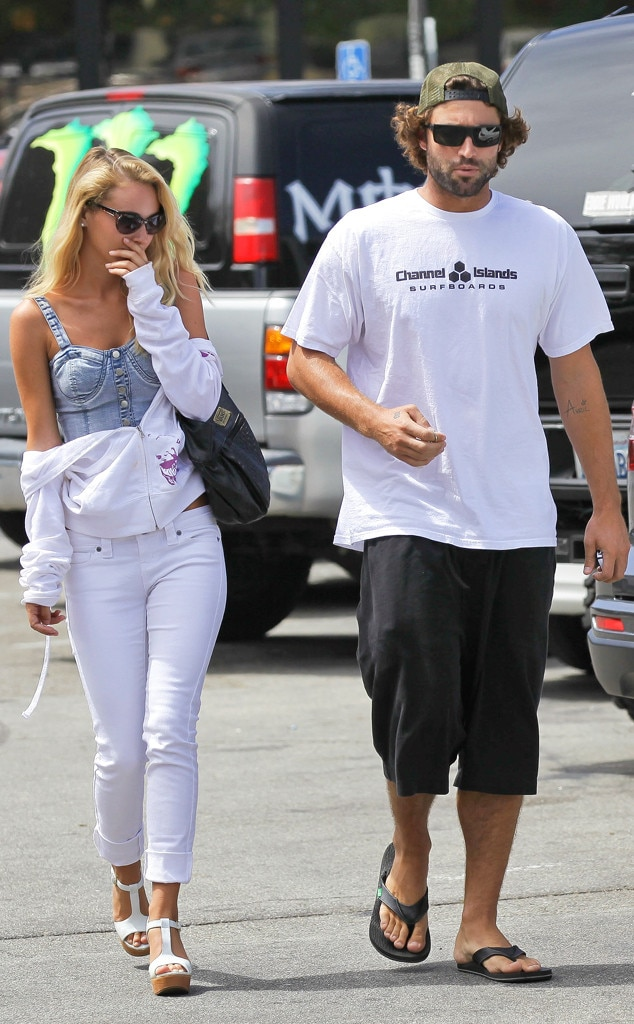 Brody Jenner, Bryana Holly