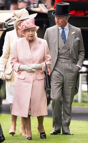 Prince Charles, Prince of Wales, Queen Elizabeth II