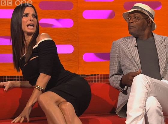 Sandra Bullock, The Graham Norton Show