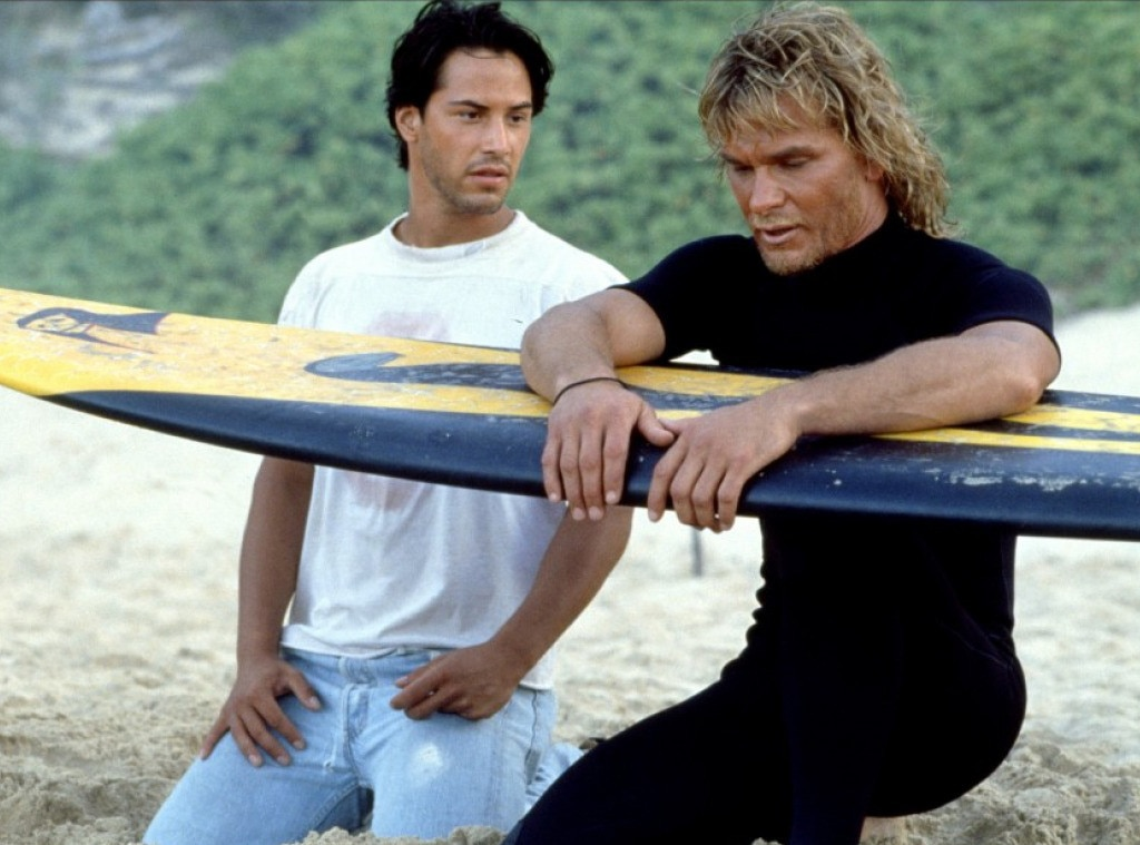 Point Break, Best Beach Movies
