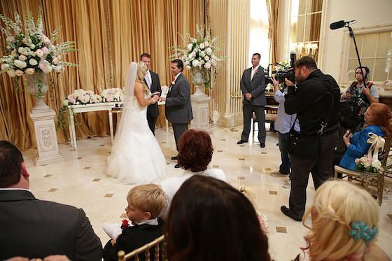 Kelly mcmahon wedding