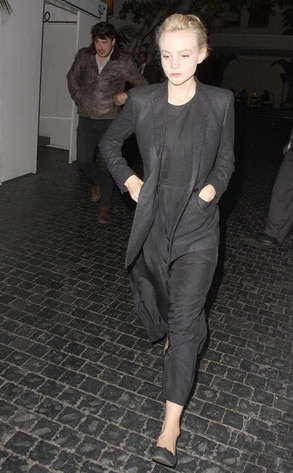 Carey Mulligan and Marcus Mumford Out on the Town—See the ...