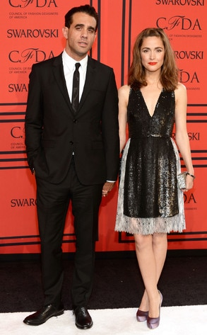 CFDA Fashion Awards, Bobby Cannavale, Rose Byrne