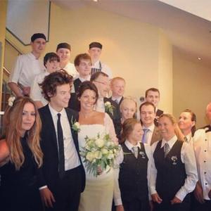 Harry Styles, Instagram