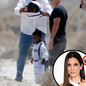 Sandra Bullock's Son L...