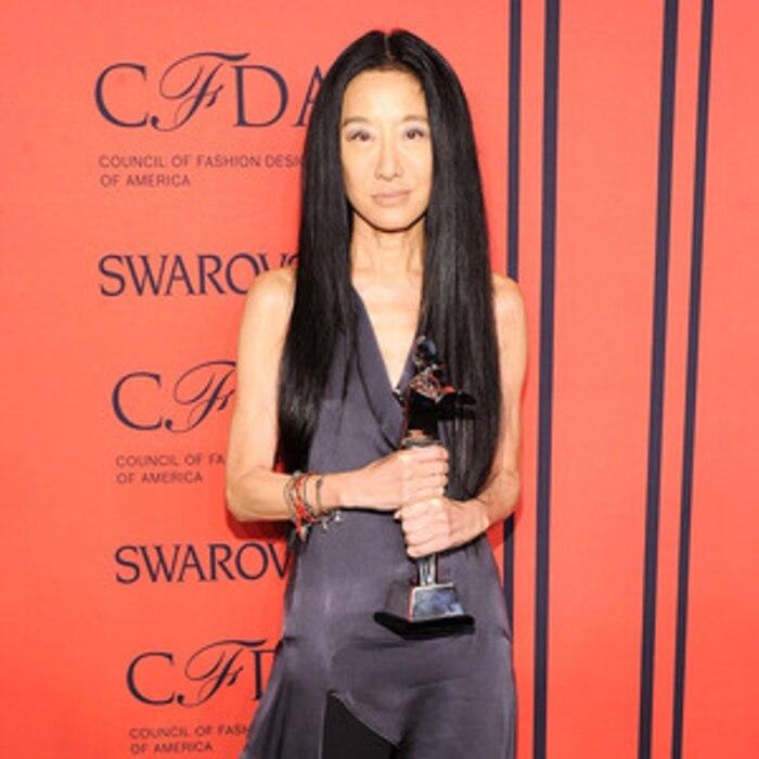 Winner, 2013 CFDA Fashion Awards, Vera Wang