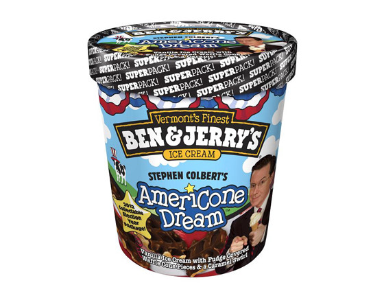 AmeriCone Dream, Ben and Jerry's