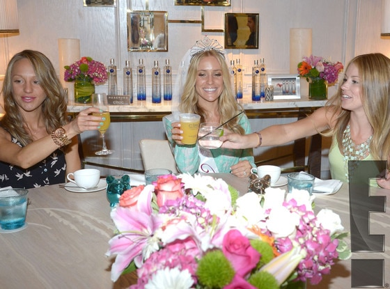 Kristin Cavallari, Wedding Shower