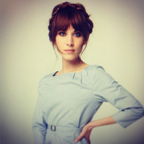Sneak Peek at Alexa Chung's L'Oreal Campaign—See the ...