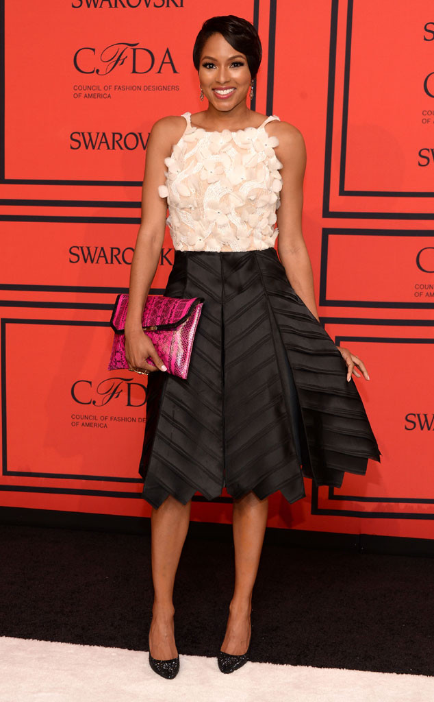 CFDA Fashion Awards, Alicia Quarles