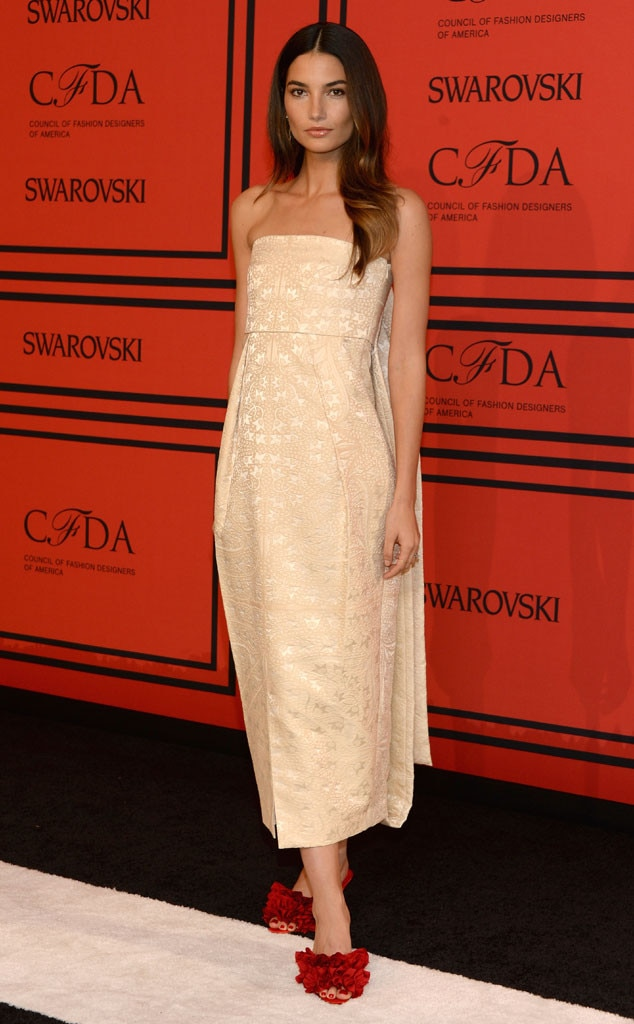 CFDA Fashion Awards, Lily Aldridge