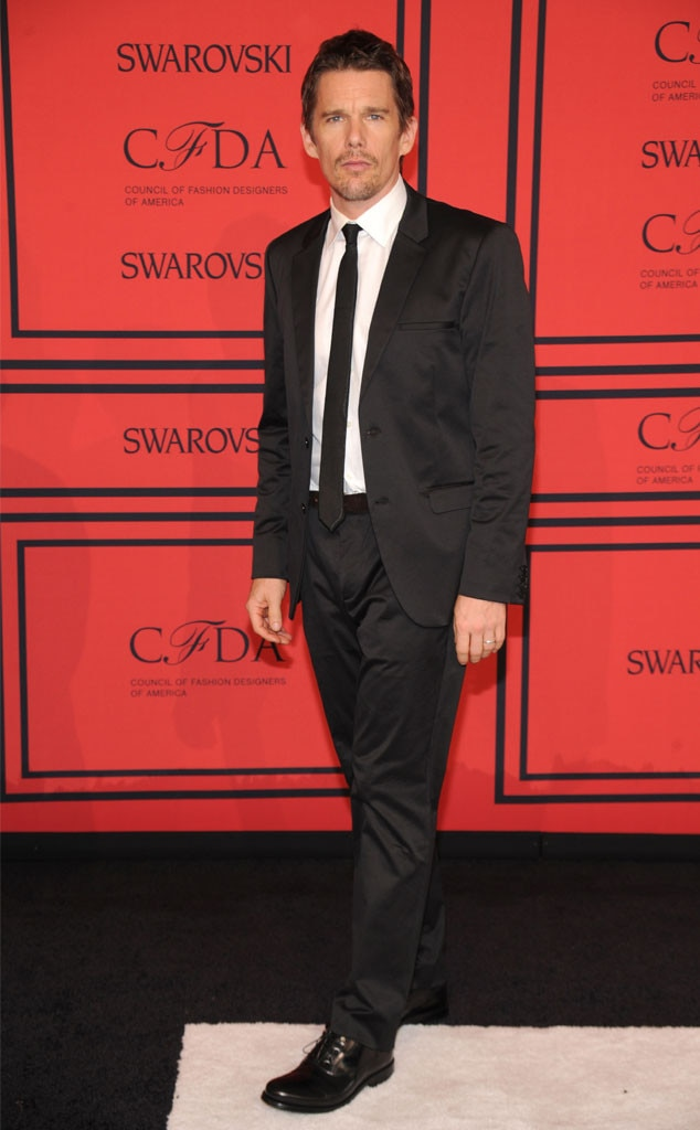 CFDA Fashion Awards, Ethan Hawke