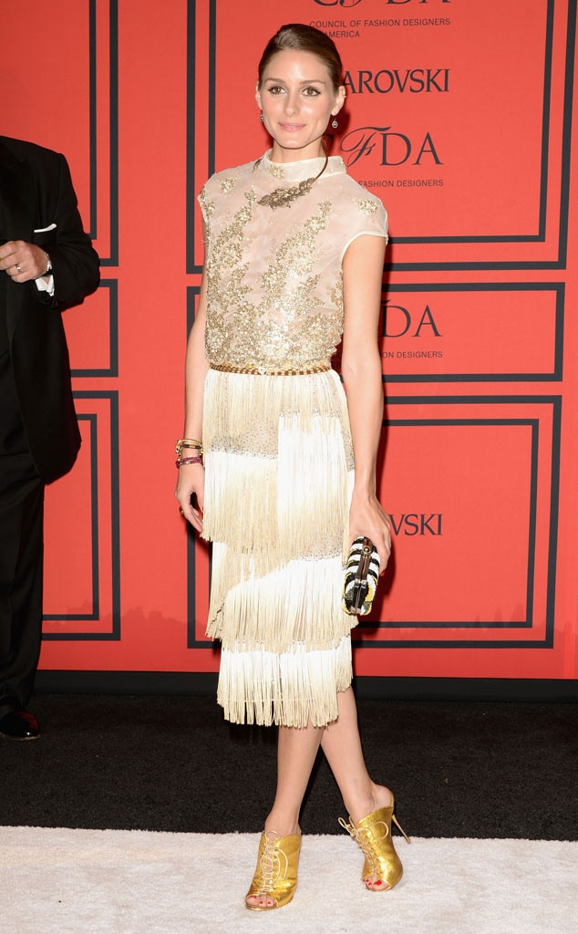 CFDA Fashion Awards, Olivia Palermo