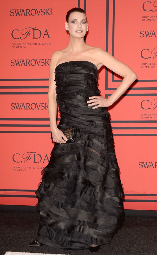 CFDA Fashion Awards, Linda Evangelista