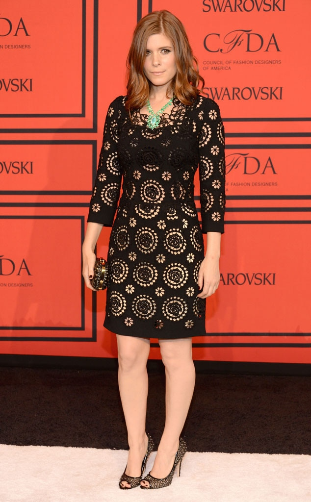 CFDA Fashion Awards, Kate Mara