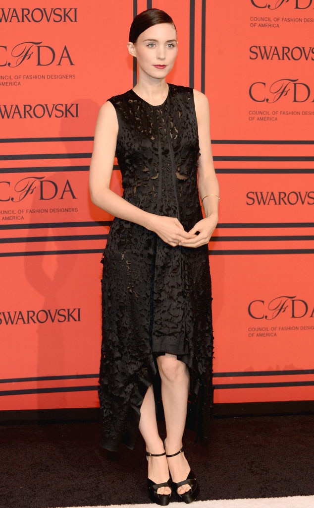 CFDA Fashion Awards, Rooney Mara