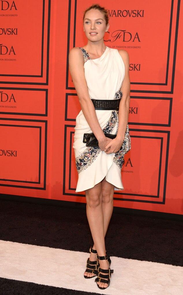 CFDA Fashion Awards, Candice Swanepoel