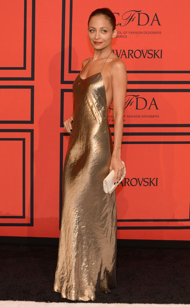 CFDA Fashion Awards, Nicole Richie