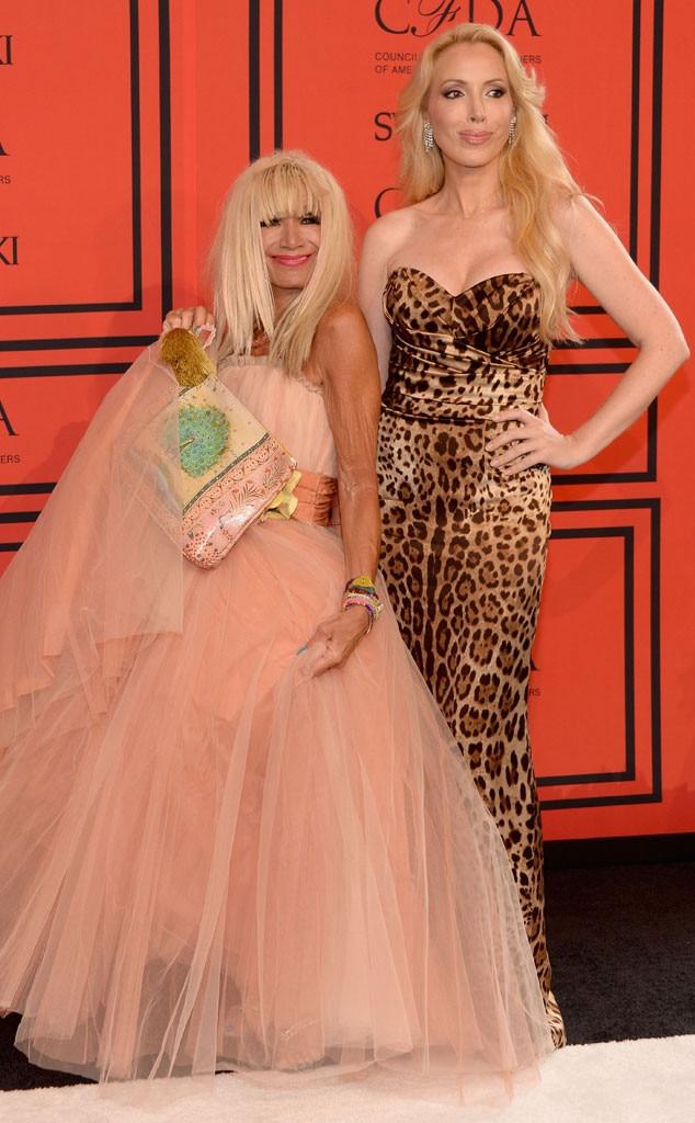 CFDA Fashion Awards, Betsey Johnson, Lulu Johnson