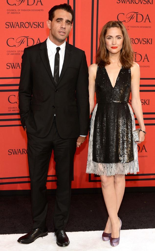 CFDA Fashion Awards, Bobby Cannavale, Rose Byrne