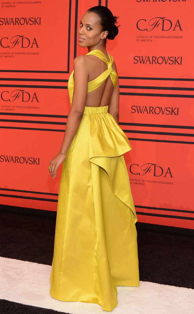 CFDA Fashion Awards, Kerry Washington
