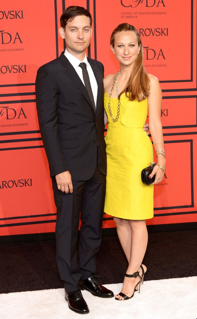 CFDA Fashion Awards, Tobey Maguire, Jennifer Meyer