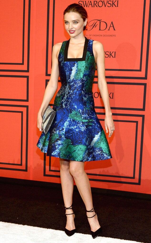CFDA Fashion Awards, Miranda Kerr
