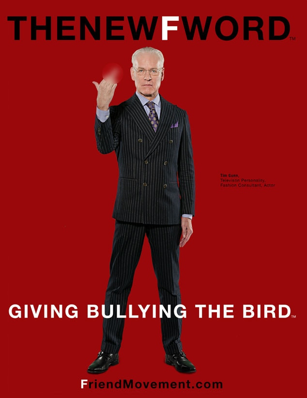 Tim Gunn, Friend Movement