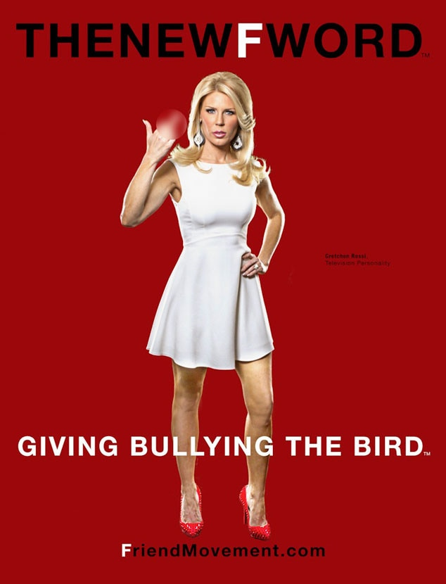 Gretchen Rossi, Friend Movement