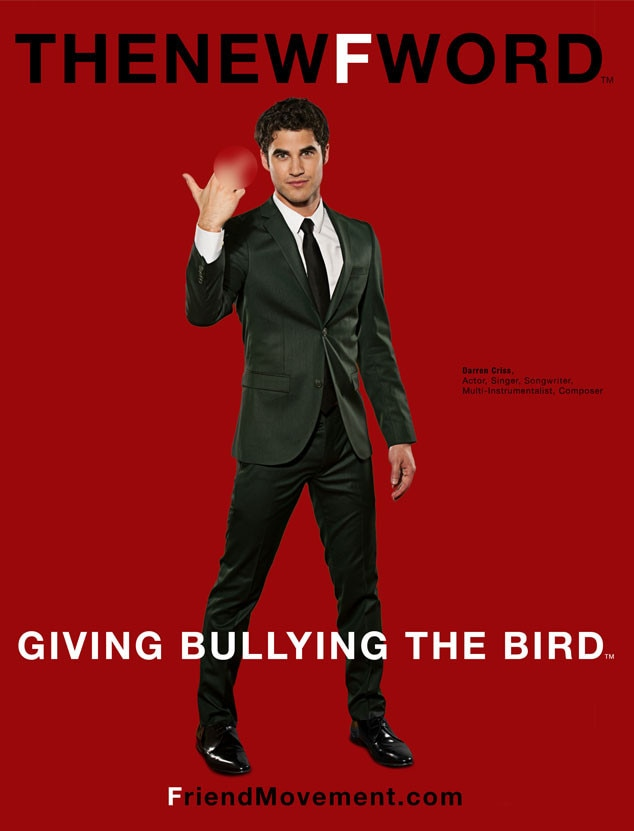Darren Criss, Friend Movement