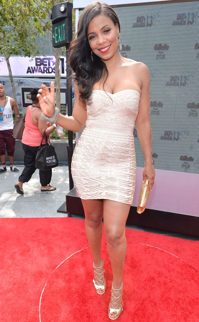 Sanaa Lathan, 2013 BET Awards